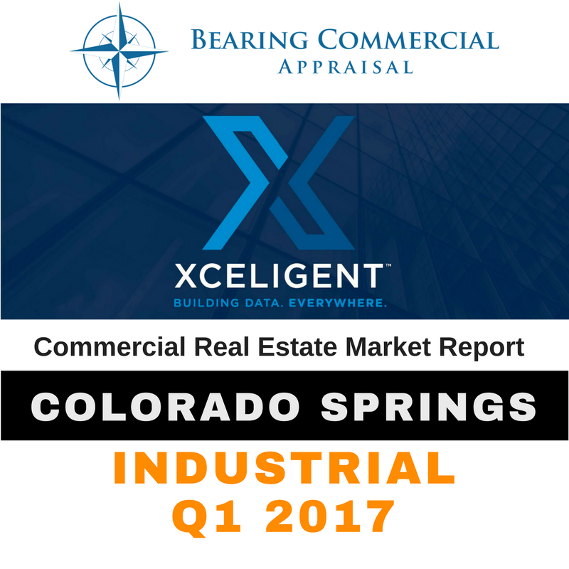Colorado Springs Market Trends-2017Q1-Industrial
