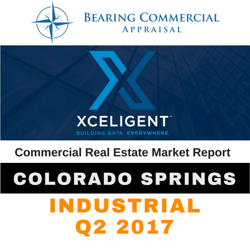 Colorado Springs Market Trends-2017Q2-Industrial
